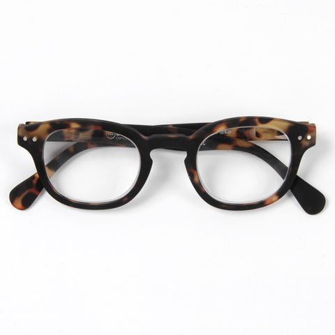 Tortoise Reading Glasses Style C