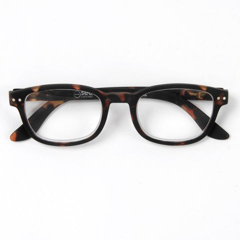 Tortoise Reading Glasses Style B