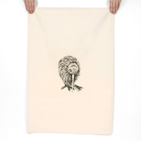 Kiwi Tea Towel - Auckland Art Gallery Shop