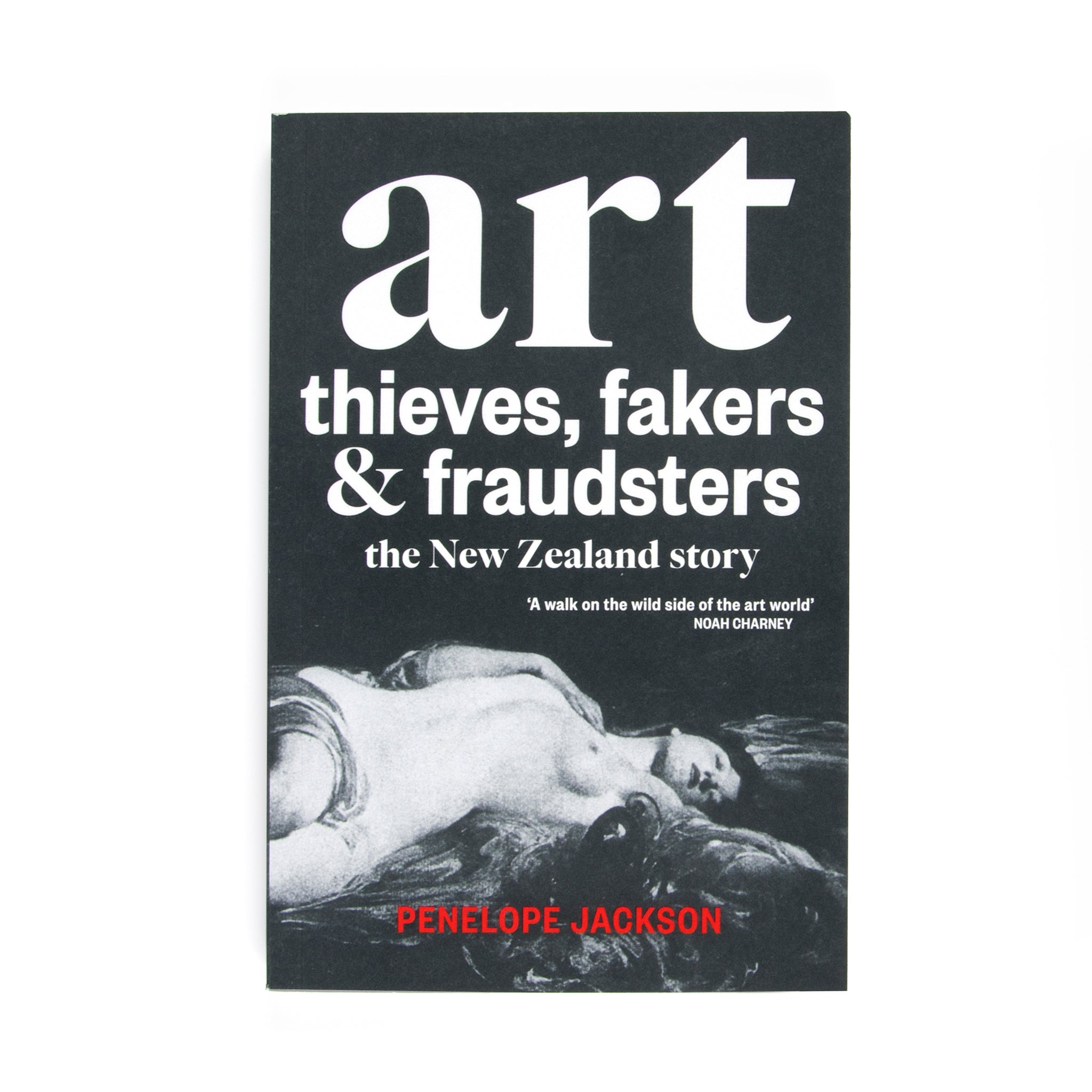 Art Thieves, Fakers and Fraudsters Image