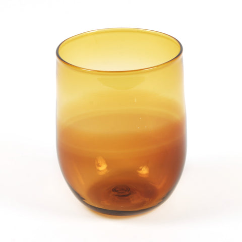 Yellow Glass Cup - Auckland Art Gallery Shop