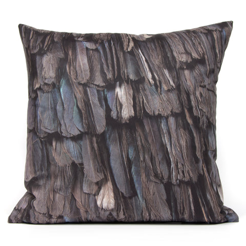 Tui Korowai Cushion Cover