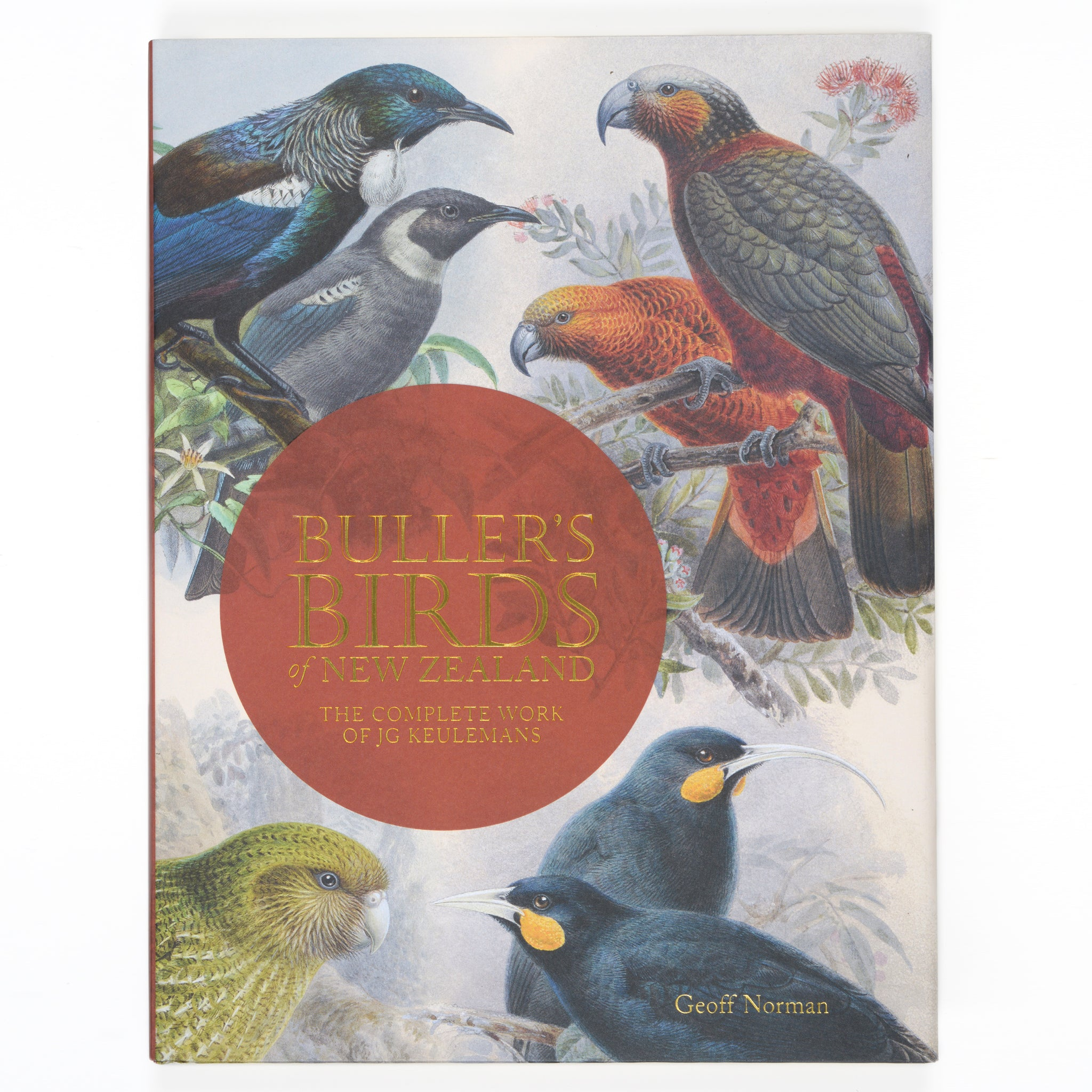 Buller's Birds of New Zealand Image