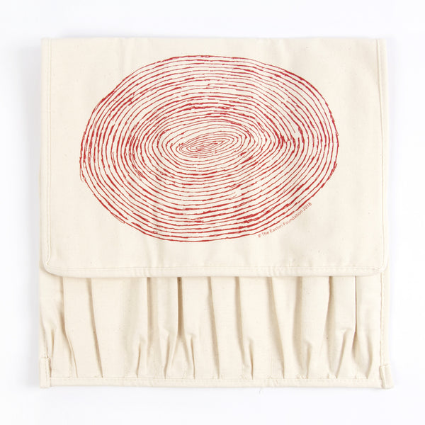 Louise Bourgeois Brush Roll