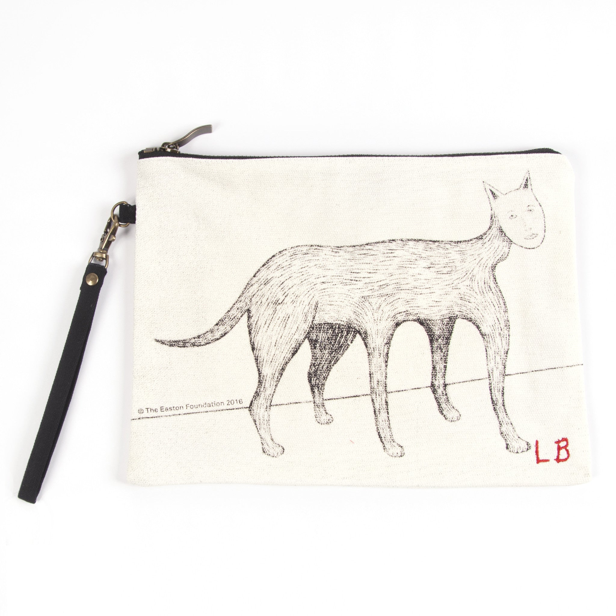 Louise Bourgeois Cat Pouch Image