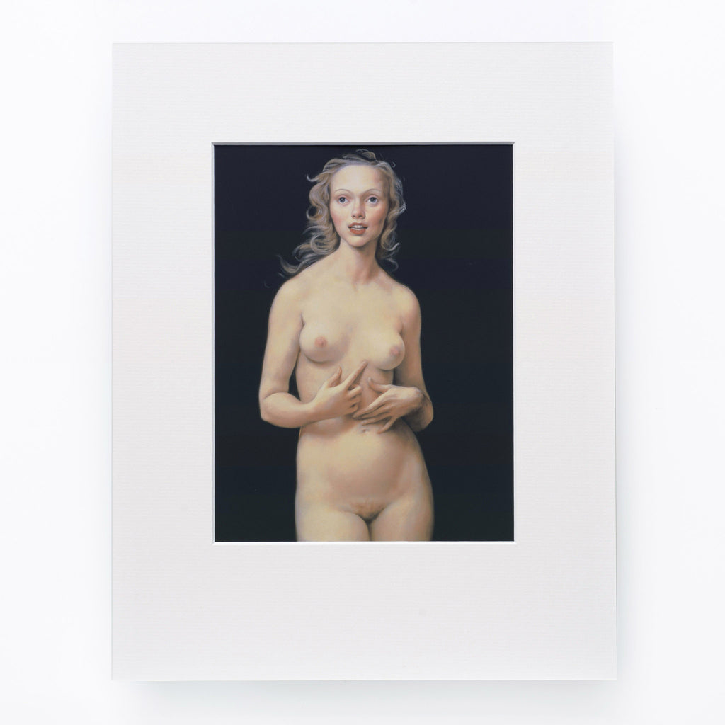 John Currin 'Honeymoon Nude' Print