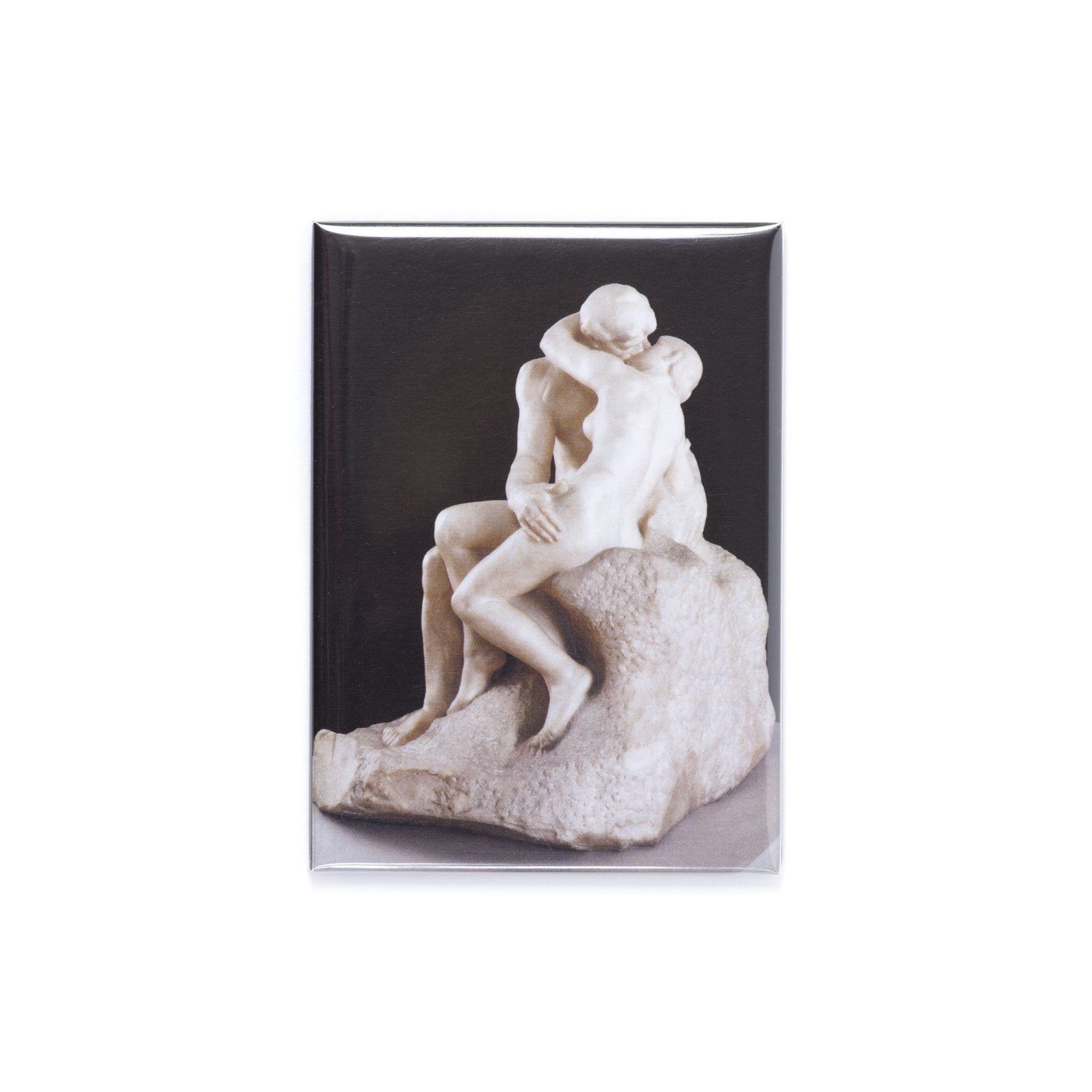 Auguste Rodin 'The Kiss' Magnet Image