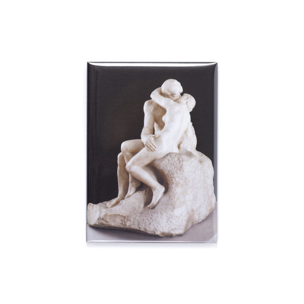 Auguste Rodin 'The Kiss' Magnet