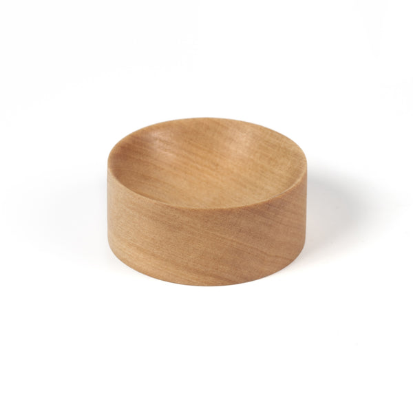 Wooden Pinch Pot