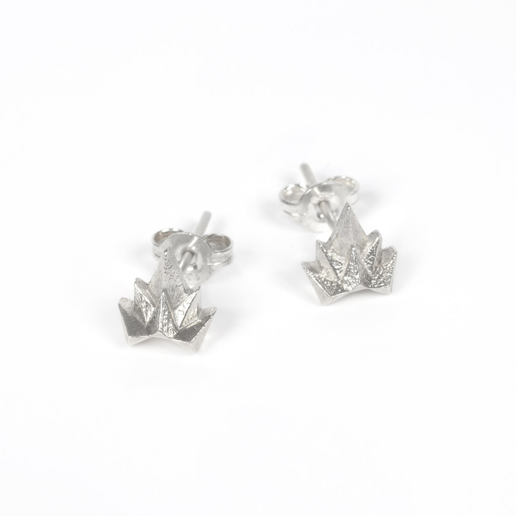Silver Point Studs