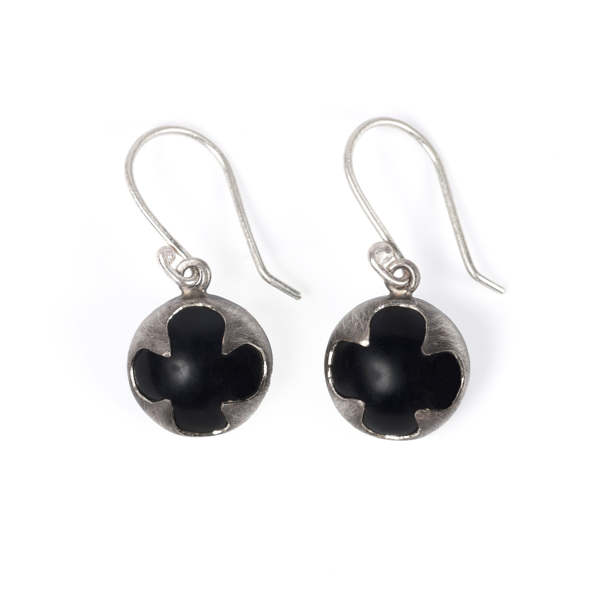 Onyx Protector Earrings Image