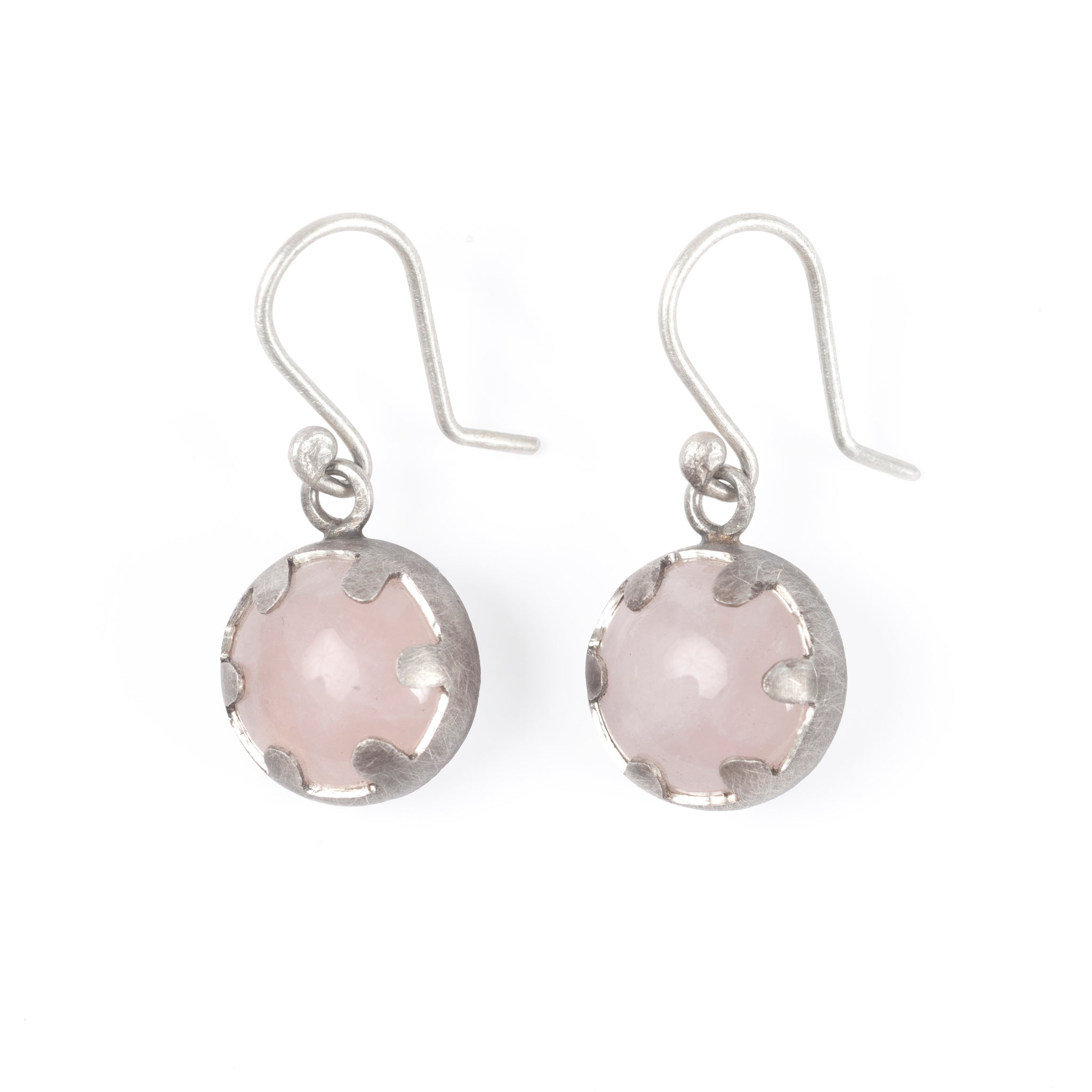 Rose Quartz Lover Earrings Image