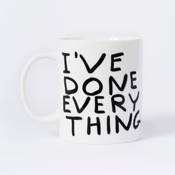 David Shrigley Mug