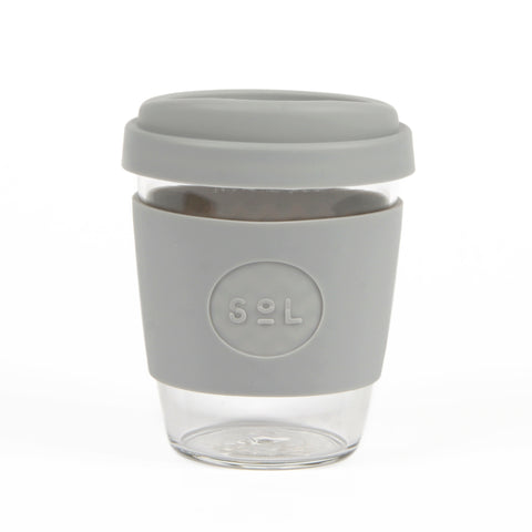 Cool Grey Sol Cup