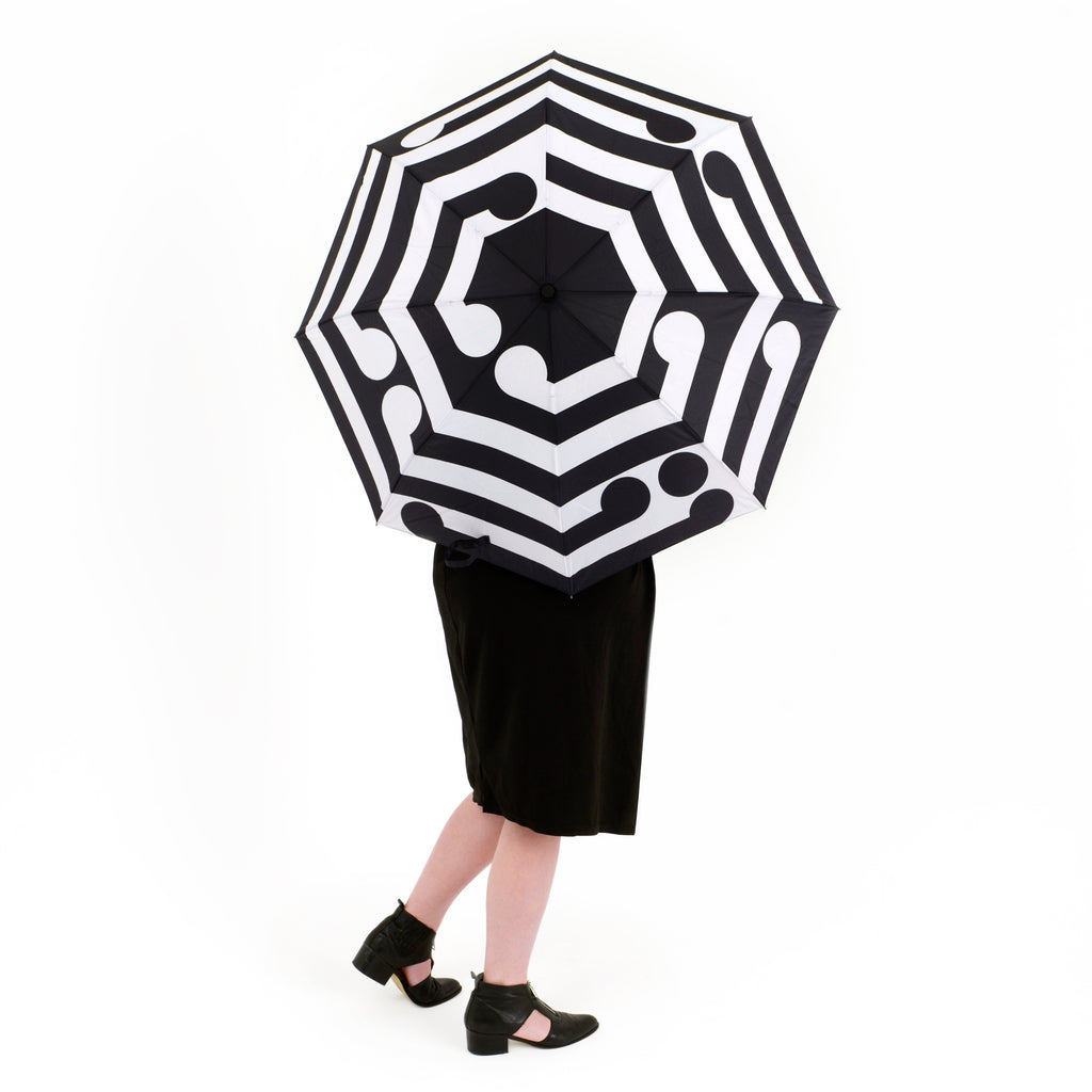 Gordon Walters Striped Umbrella
