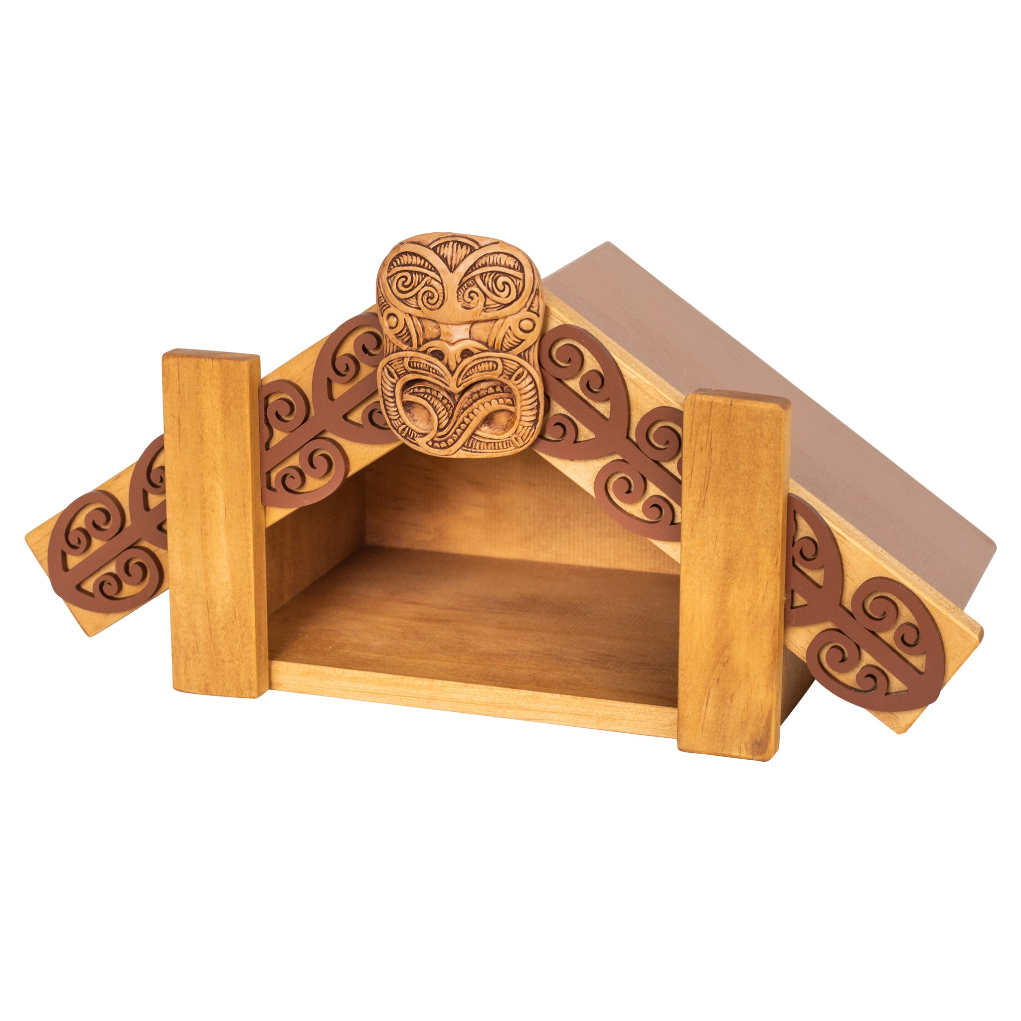 Wooden Whare Image