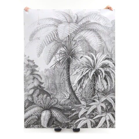 Ferns Wall Hanging