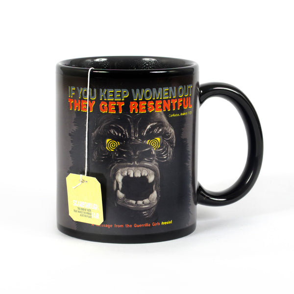 Guerrilla Girls Magic Mug