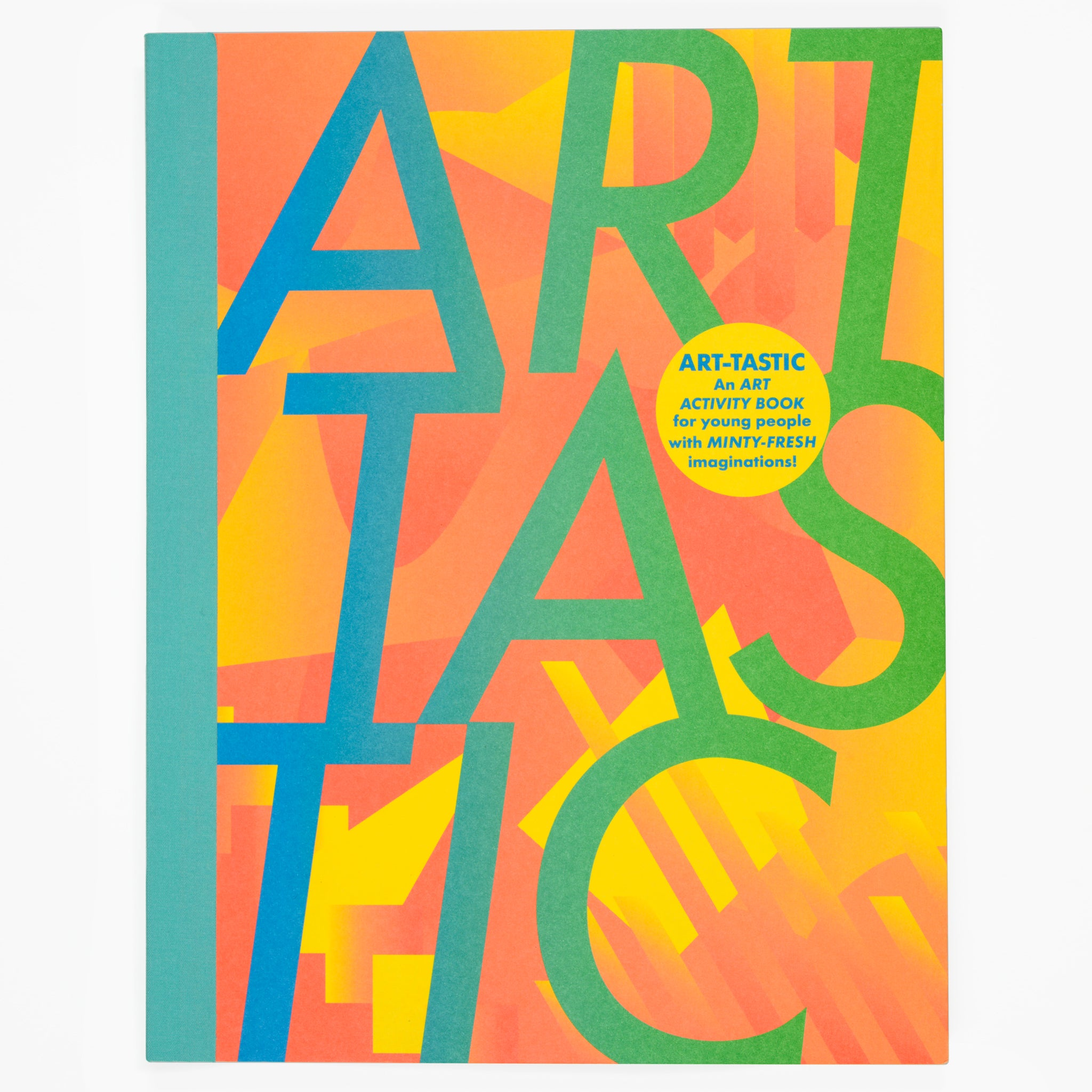 Art-Tastic Activity Book Image