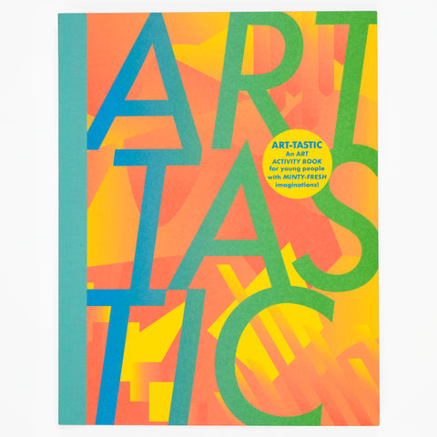 Art-Tastic Activity Book