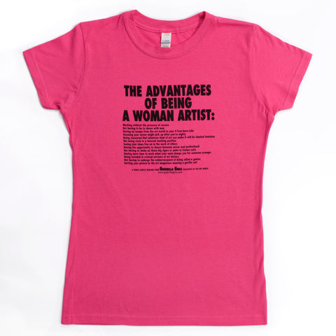 Guerrilla Girls Women's T-Shirt