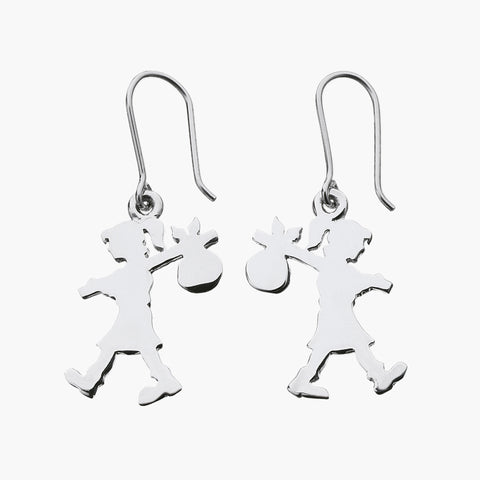 Karen Walker Runaway Girl Earrings