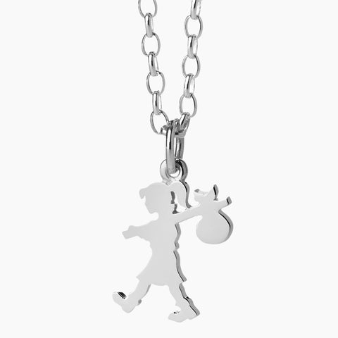 Karen Walker Runaway Girl Necklace