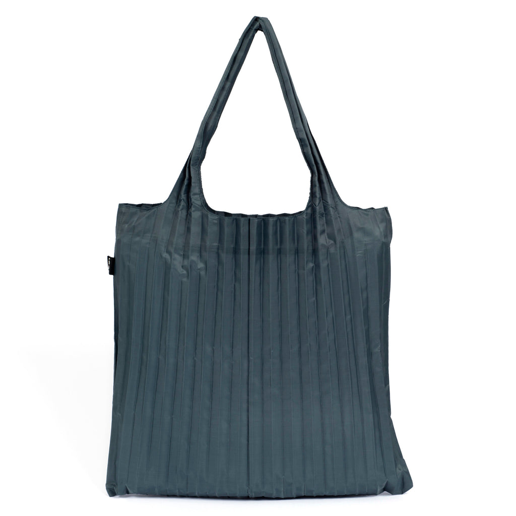 Pleated Loqi Shopper