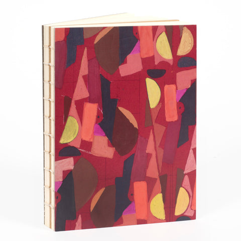 Textile Design no VI Notebook