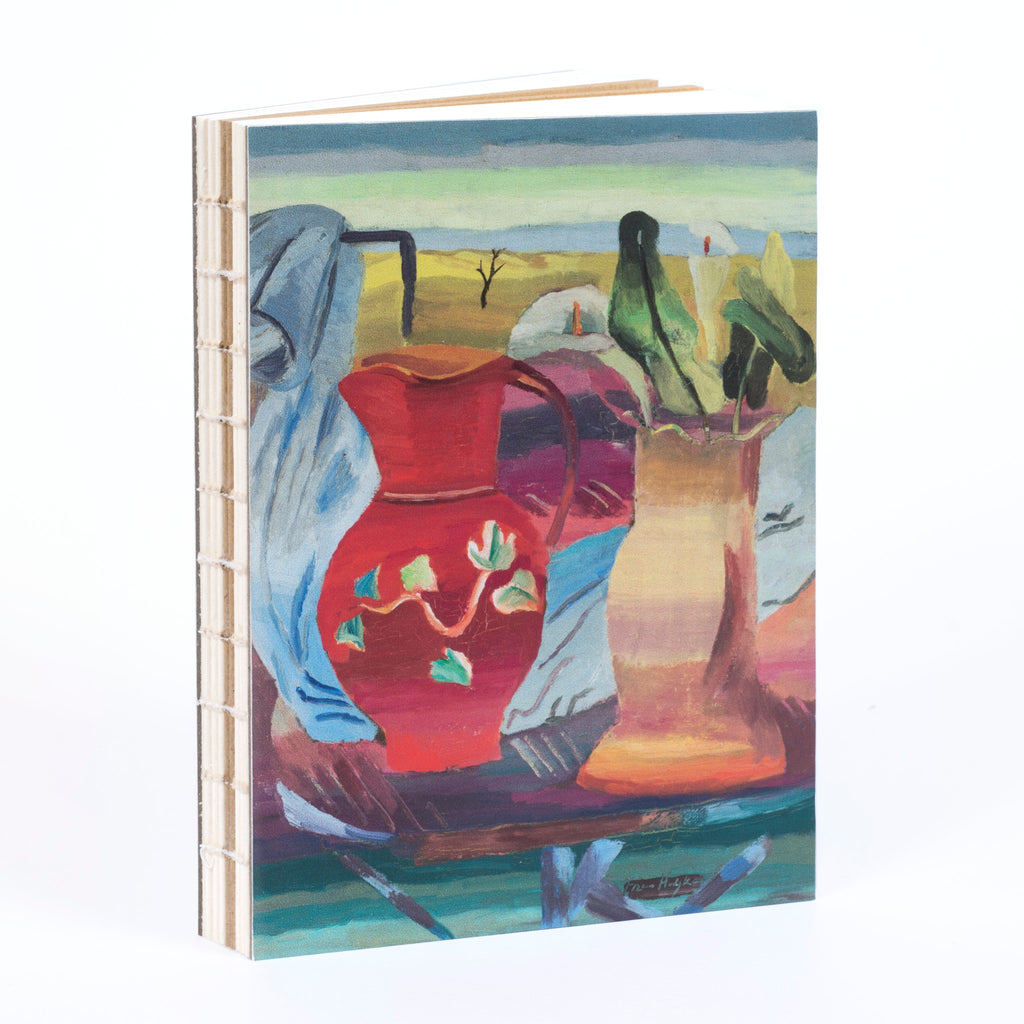 Red Jug Notebook