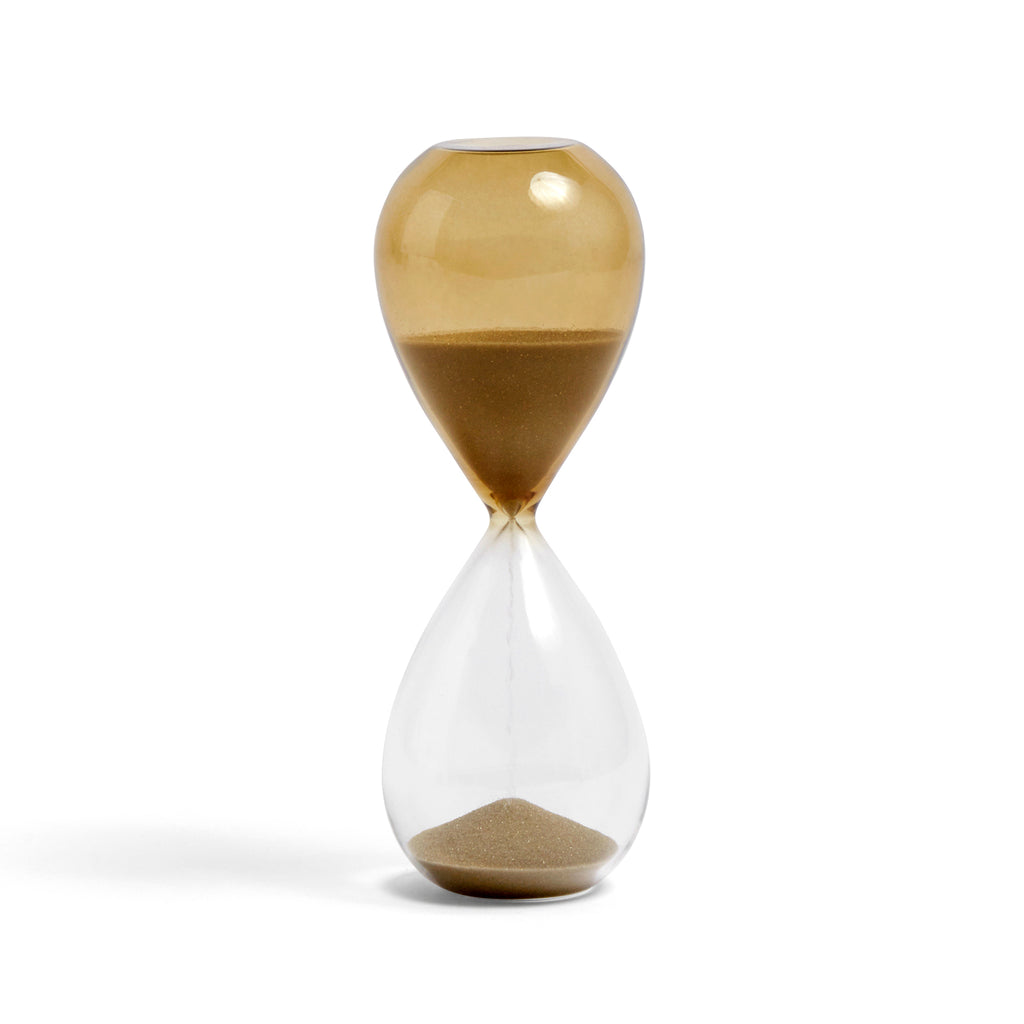 15 Minute Hay Hourglass - Gold