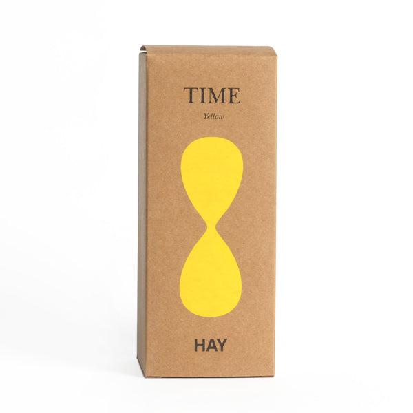 15 Minute Hay Hourglass - Yellow