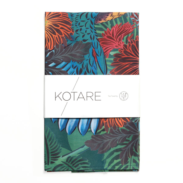 Flox Kotare Tea Towel