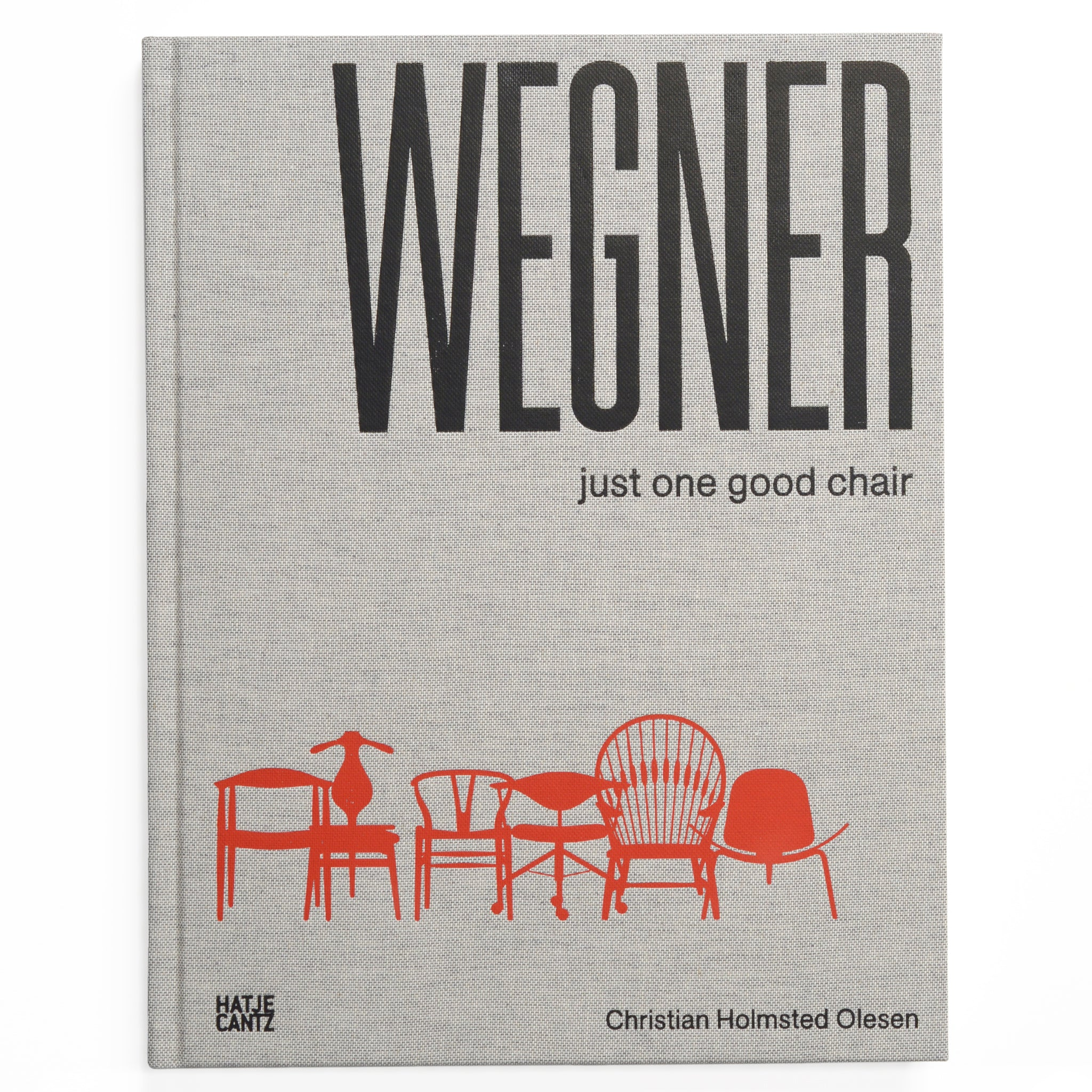 Wegner Just One Good Chair Image