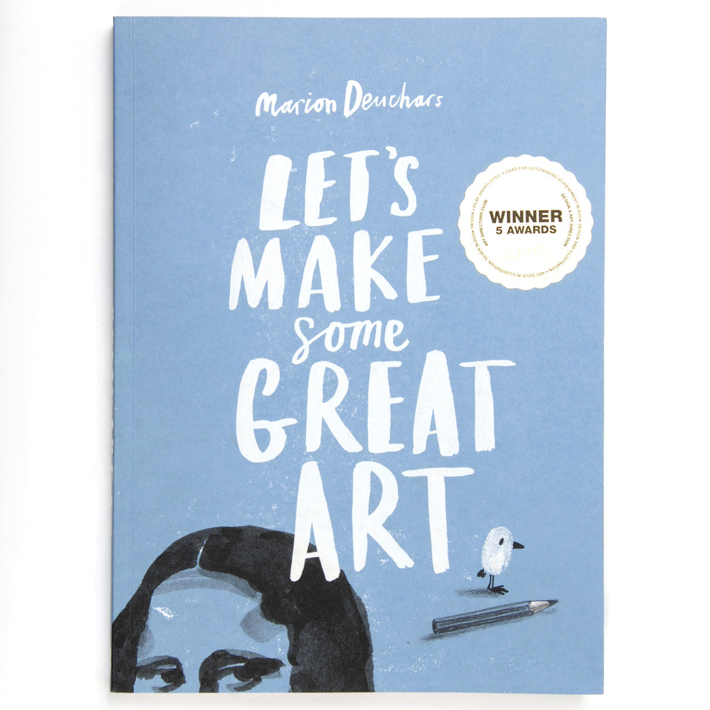 Let's Make Some Great Art - Auckland Art Gallery Shop