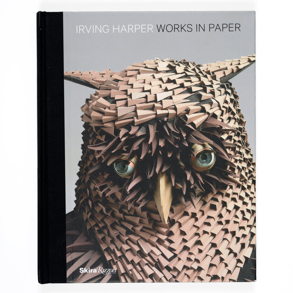 Irving Harper Works in Paper