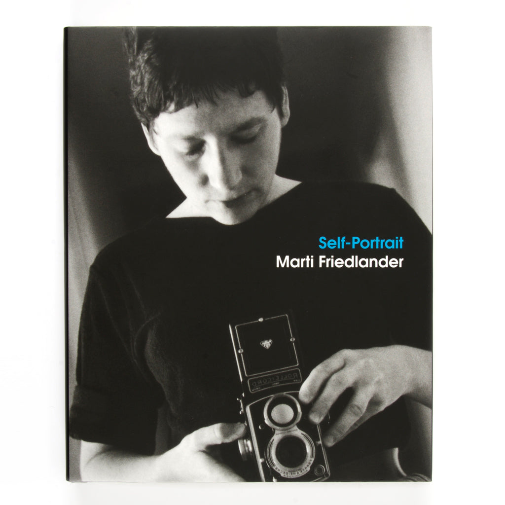 Marti Friedlander - Self-Portrait