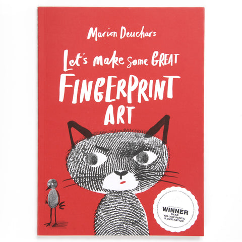 Let's Make Some Great Fingerprint Art - Auckland Art Gallery Shop