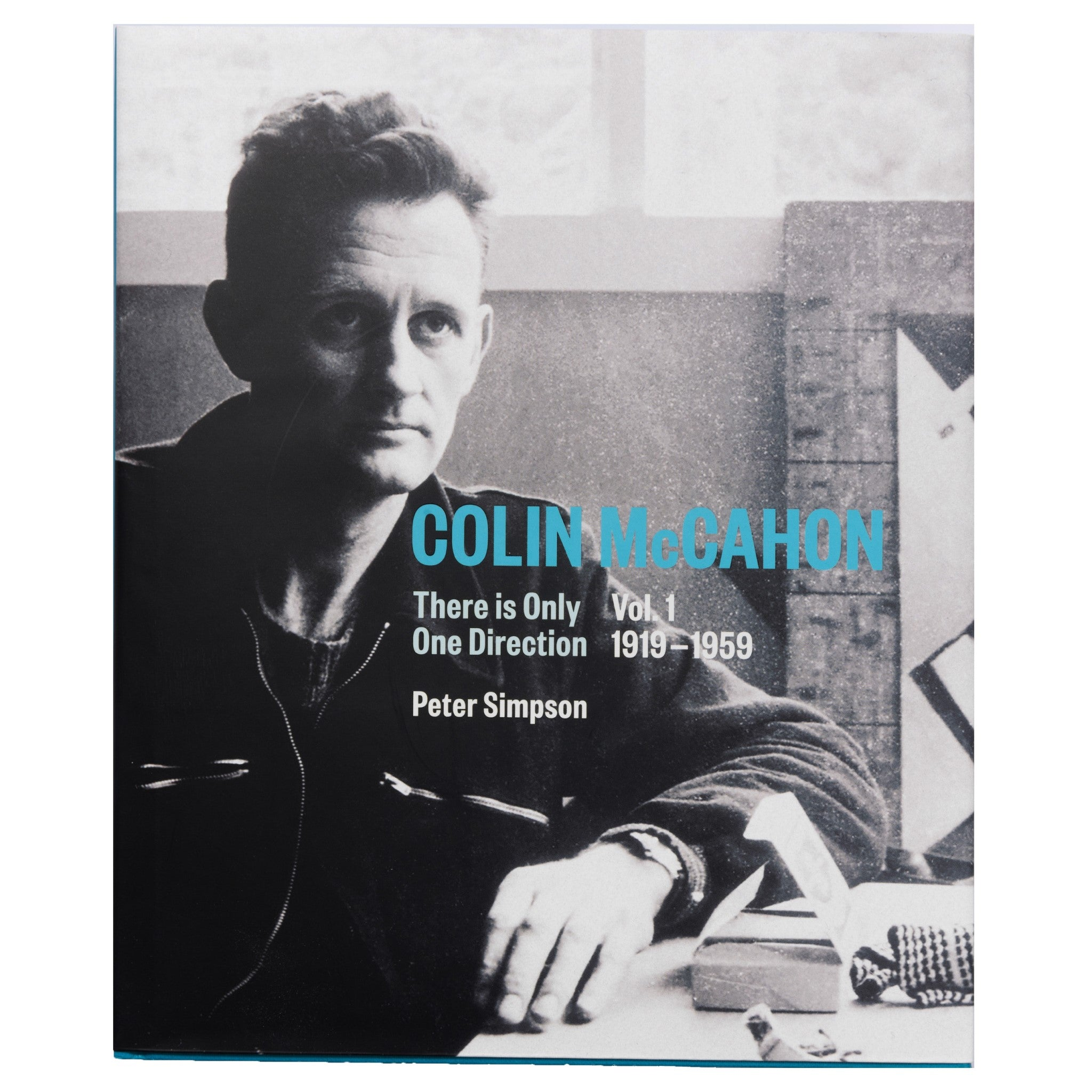 Colin McCahon: There is Only One Direction Vol. 1 Image