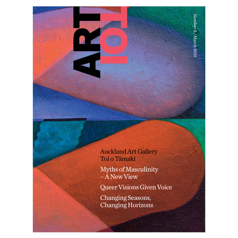 Auckland Art Gallery Magazine: Art Toi