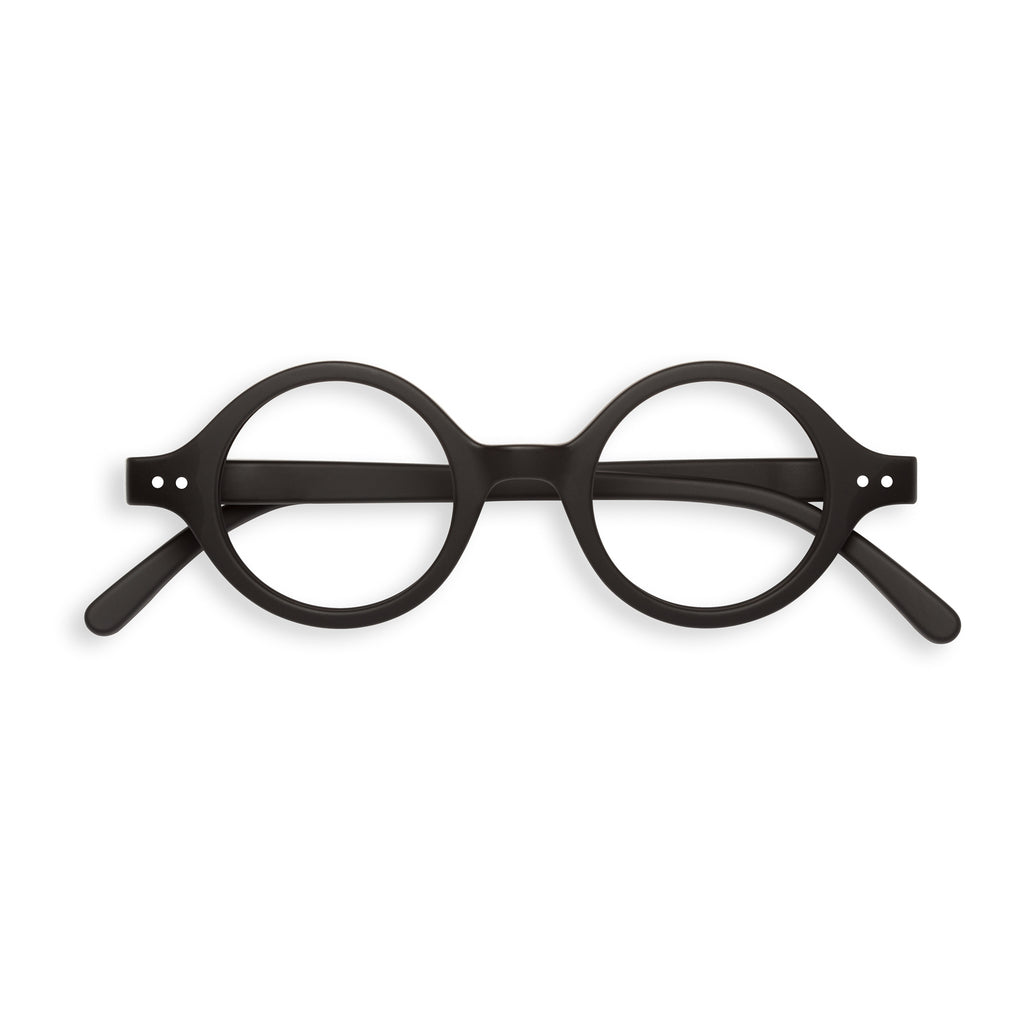 Black Reading Glasses Style J