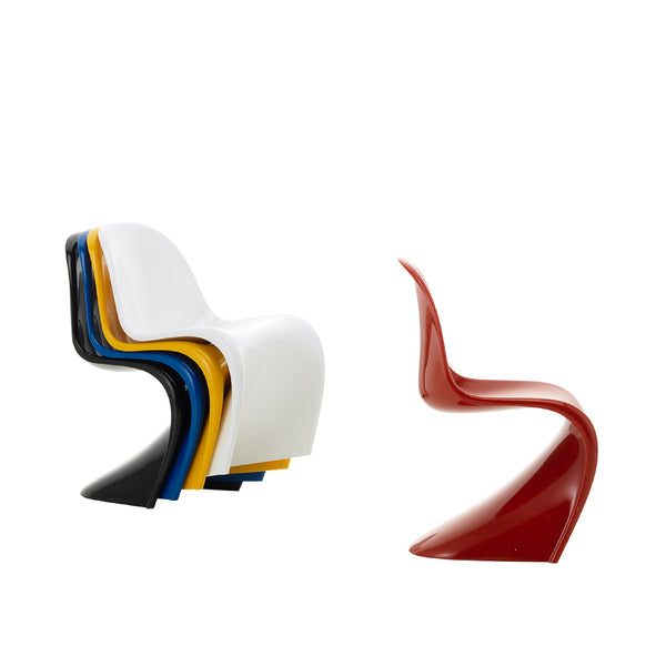 Matisse Miniatures Panton Chair Set