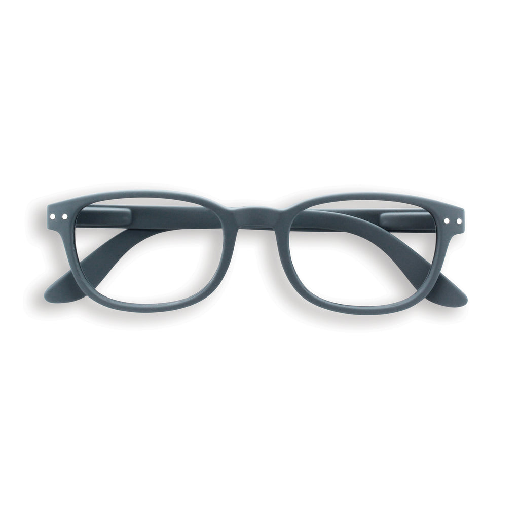 Grey Reading Glasses Style B