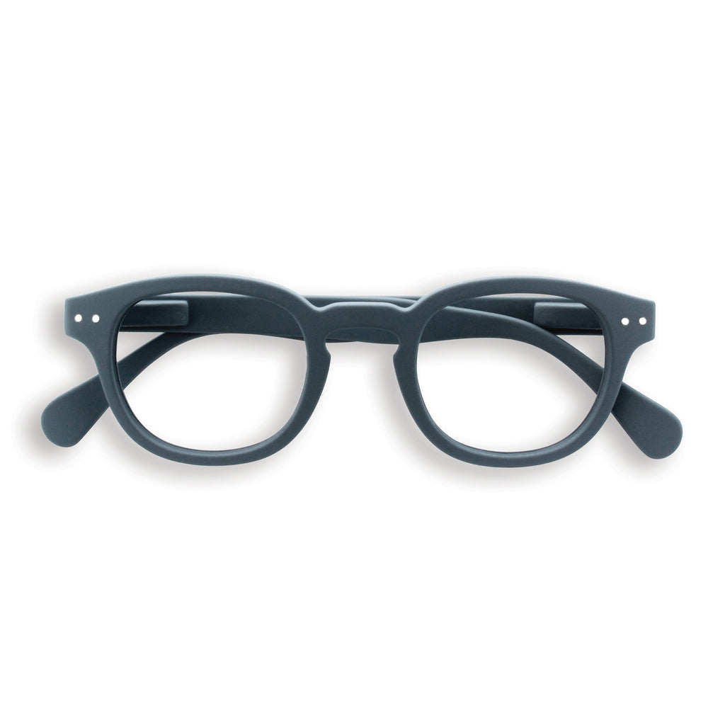 Grey Reading Glasses Style C