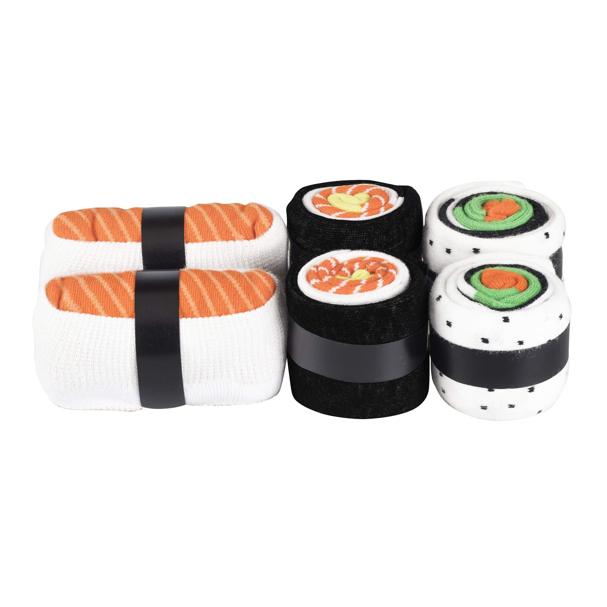 Sushi Socks Pack: Salmon Lovers Image