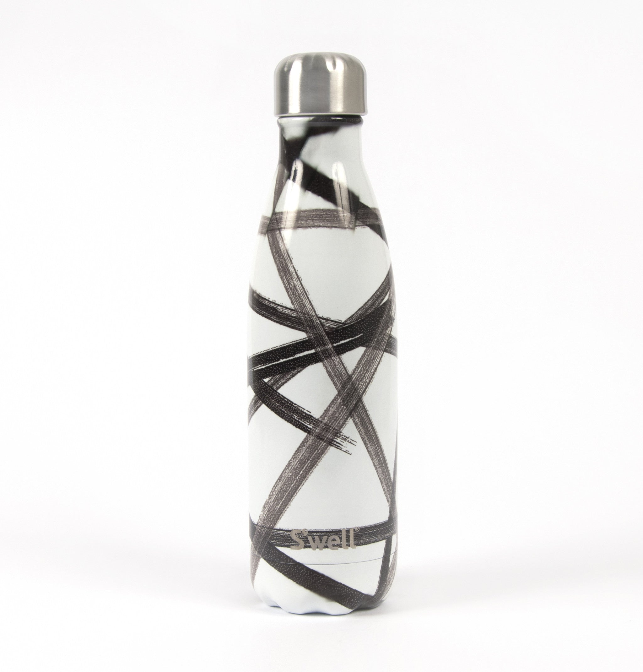 S'Well Bottle 500mL - Black Ribbon Image