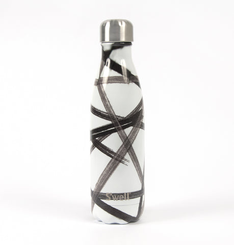 S'Well Bottle 500mL - Black Ribbon