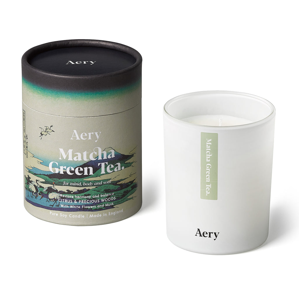 Matcha Green Tea Pure Soy Candle