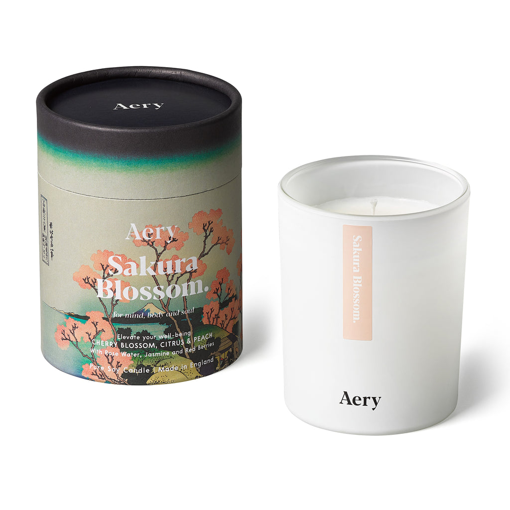 Sakura Blossom Pure Soy Candle