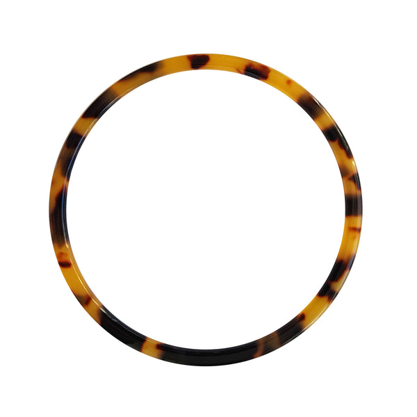 Tortoise Shell Bangle